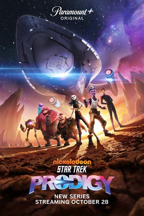 Star Trek: Prodigy : Kinoposter