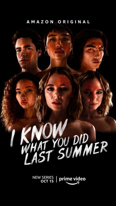 Ich weiß, was du letzten Sommer getan hast : Kinoposter