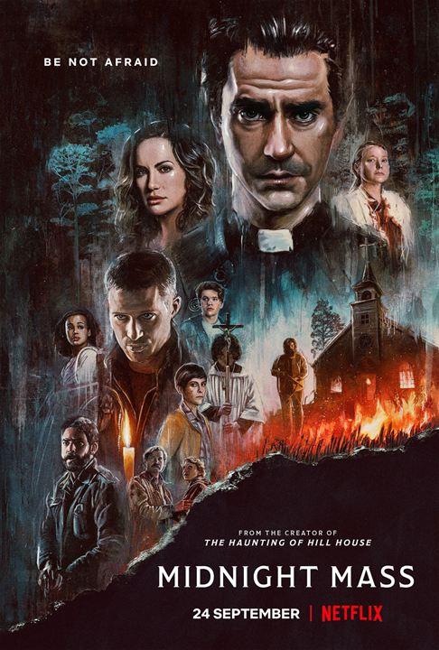 Midnight Mass : Kinoposter