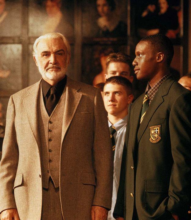 Forrester - Gefunden! : Bild Rob Brown, Sean Connery