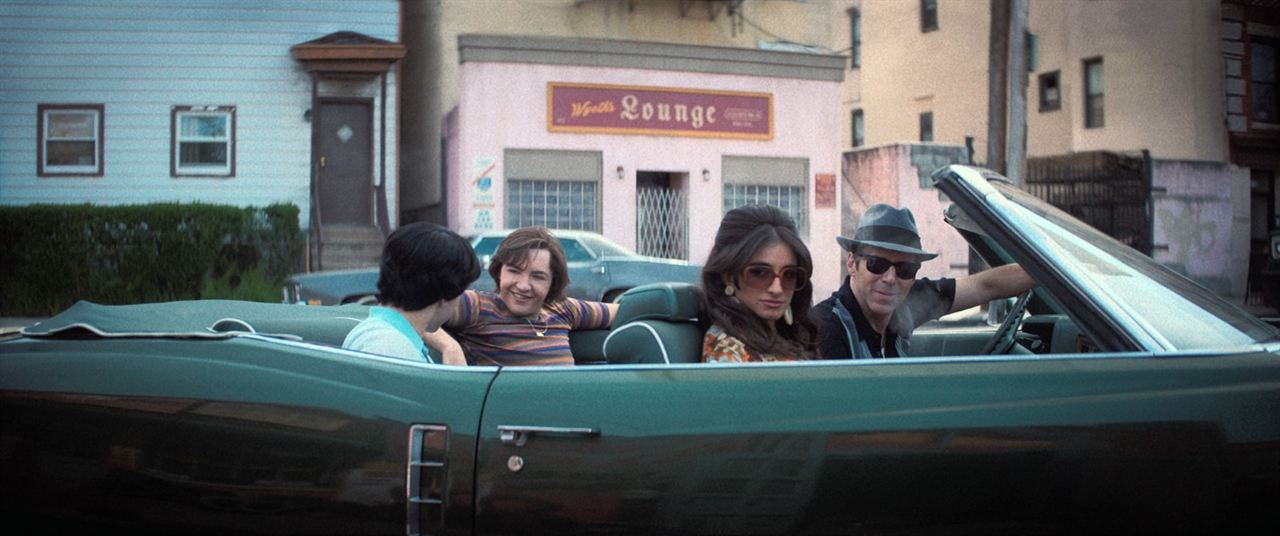 The Many Saints Of Newark : Bild Alessandro Nivola, Michael Gandolfini, Michela De Rossi