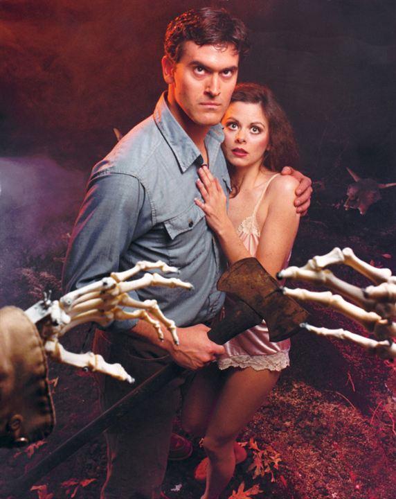 Tanz der Teufel: Bruce Campbell, Ellen Sandweiss