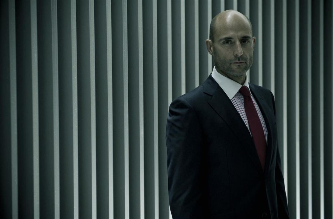 Enemies - Welcome to the Punch: Mark Strong