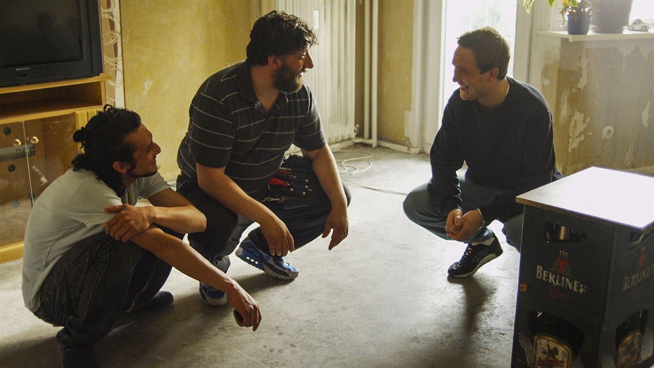 Ummah - Unter Freunden : Bild Burak Yigit, Frederick Lau, Kida Khodr Ramadan