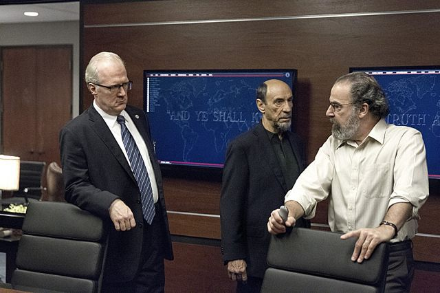 Bild F. Murray Abraham, Mandy Patinkin, Tracy Letts