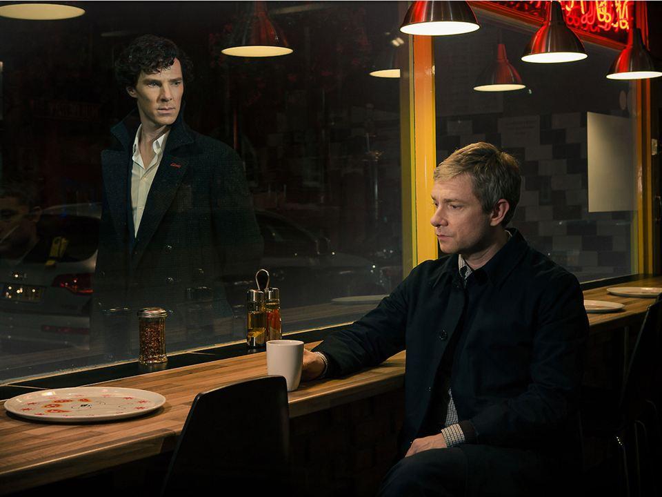 Sherlock : Bild