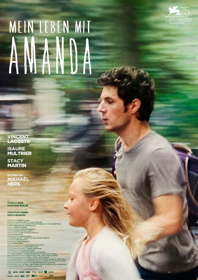 Mein Leben mit Amanda
