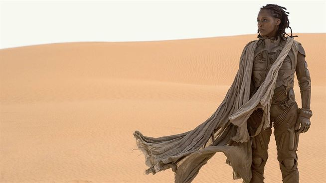 """Soll zeitgleich bei HBO Max und im Kino starten: """"Dune"""" von Denis Villeneuve (Warner Bros.))"""