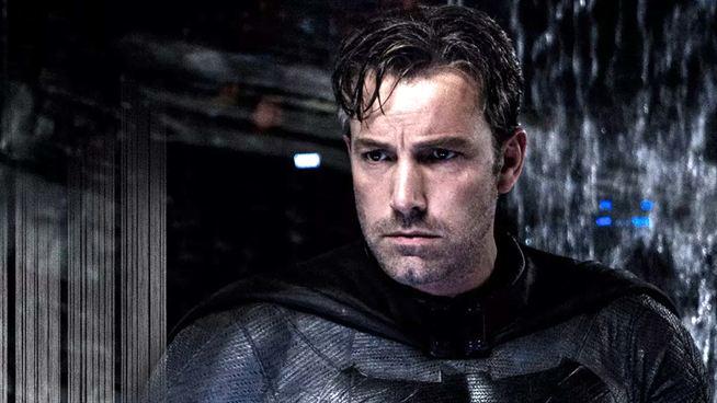 Ben Affleck Batman Hbo Max